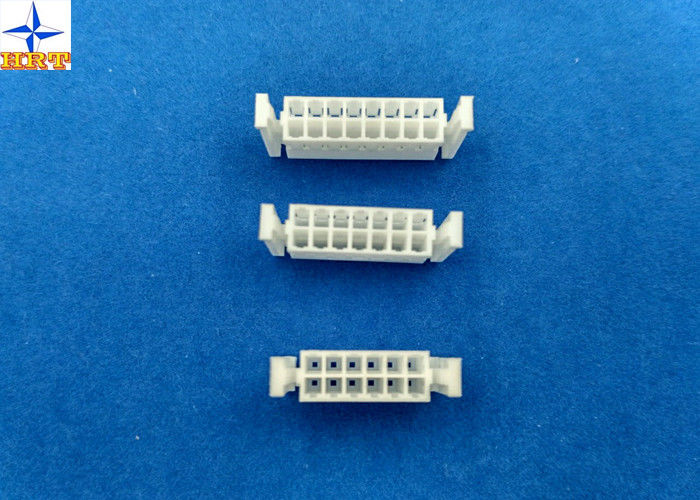 Double-row PHD Connector, 2mm Pitch Crimp Connector Wire to Board Crimp style LVDS conenctor