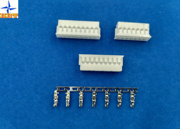 Dual Row Wire To Board Connector with 2.00mm Pitch Tin-plated Contact Fully Shrouded Header